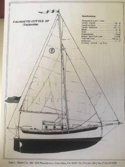 Custom Falmouth Cutter image