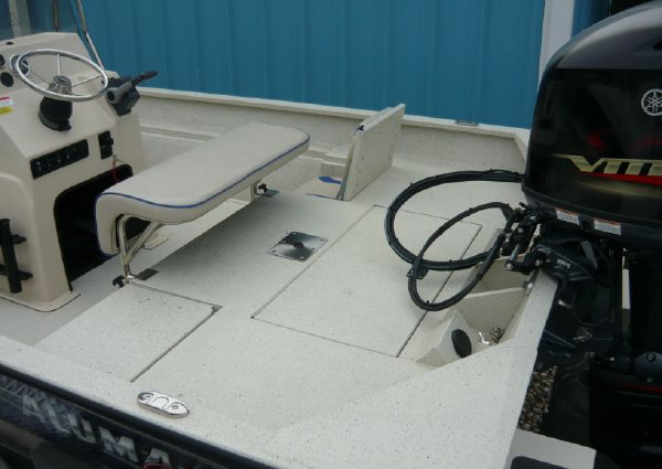 Alumacraft 2072 Bay image