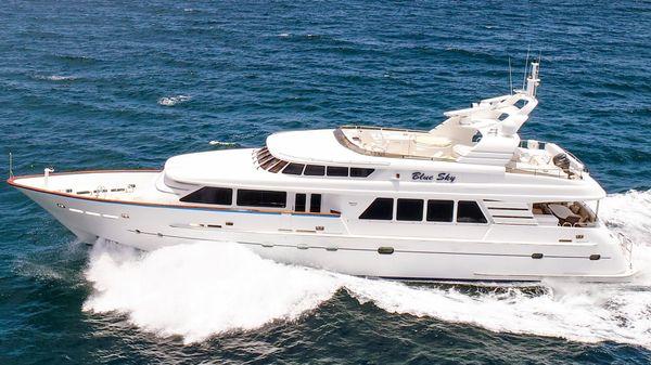 Cheoy Lee Global Series 103' Cheoy Lee Motor Yacht BLUE SKY