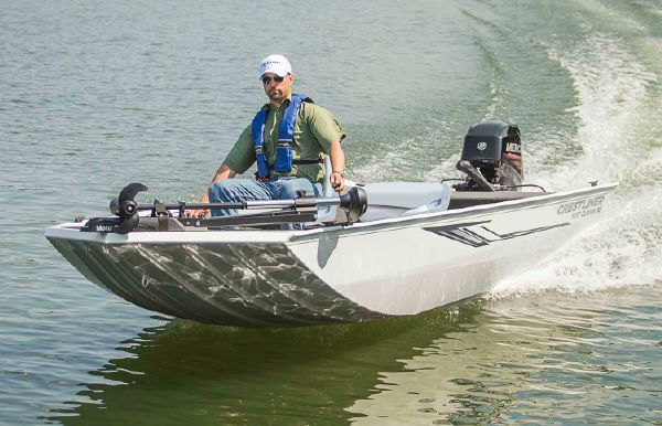 2021 Crestliner 1657 Outlook