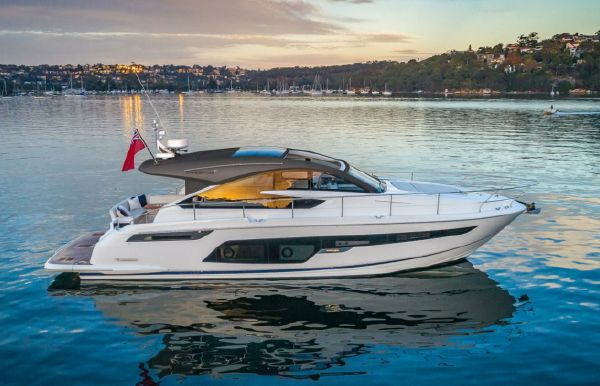 2021 Fairline Targa 50 GT
