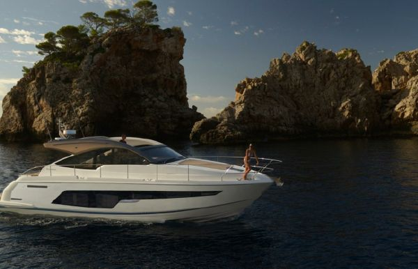 2021 Fairline Targa 50 Open