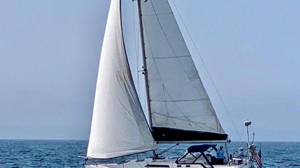 CS Canadian Sailcraft 40'