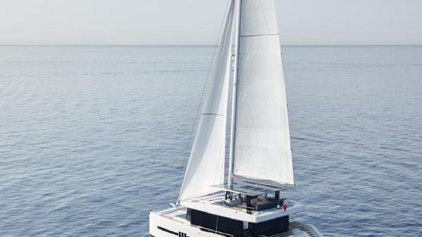Sunreef Supreme 68 Sailing
