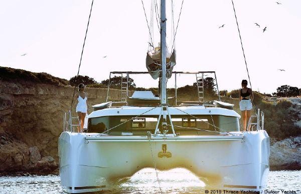 2020 Dufour Catamarans 48