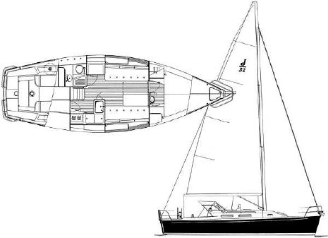 J Boats J/32 image