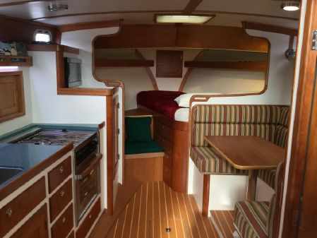 Atlantic BHM 36 Downeast Softtop Cruiser image