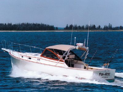 1996 Atlantic<span>BHM 36 Downeast Softtop Cruiser</span>