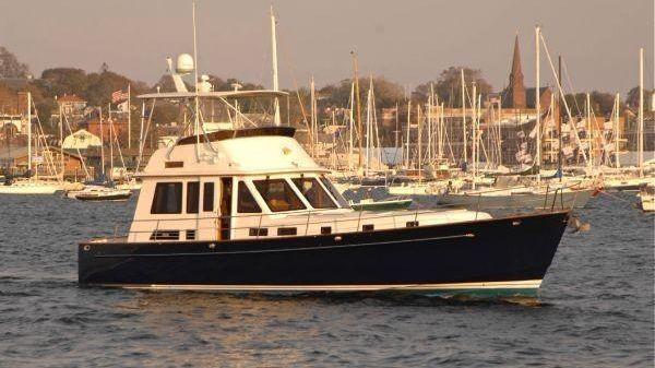 Legacy Yachts 52