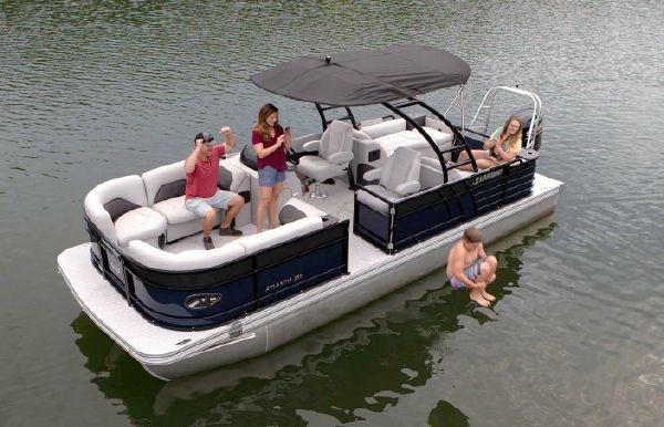 2021 Landau Atlantis 230 Cruise Sport Rear Lounge