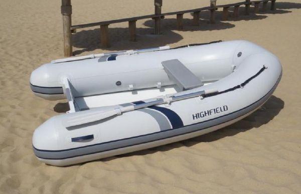 2019 Highfield Ultralite 340