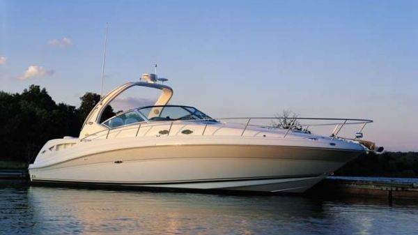 Sea Ray 340 Sundancer - Loaded!