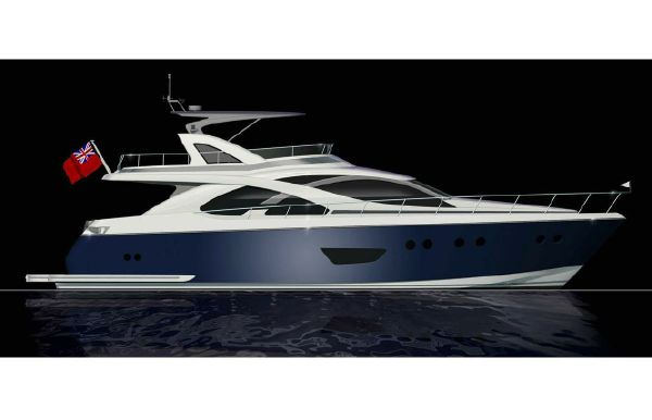 2019 Artemis 70 Flybridge Motor Yacht