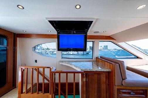 Hatteras Enclosed Bridge Convertible image