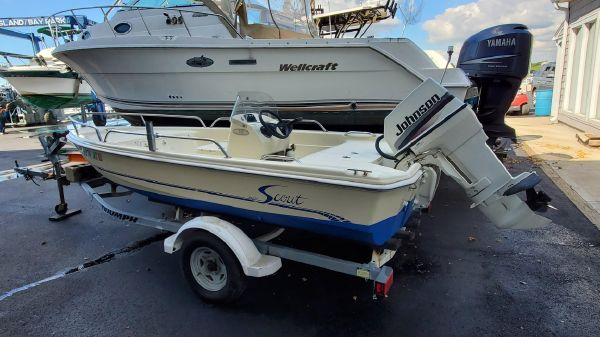 Scout 145 SPORT FISH