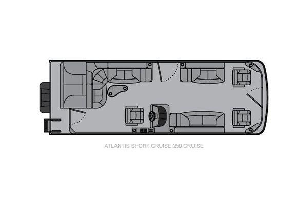 2021 Landau Atlantis 250 Cruise Sport Cruise