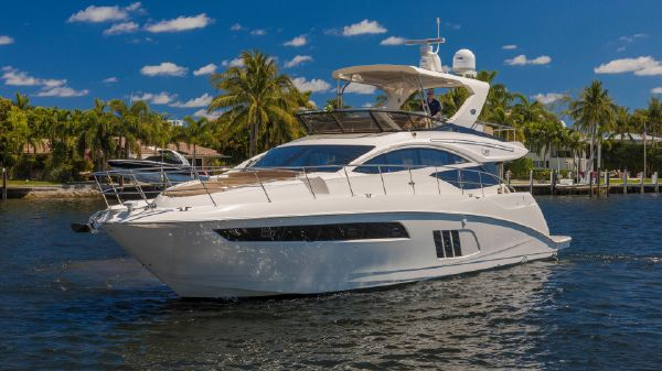 Sea Ray L590 FLYBRIDGE Port Side