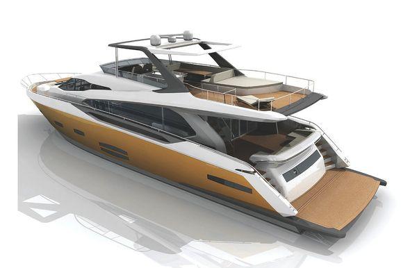 2019 Artemis 85 Flybridge Motor Yacht