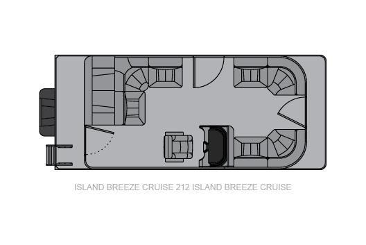 2021 Landau Island Breeze 212 Cruise