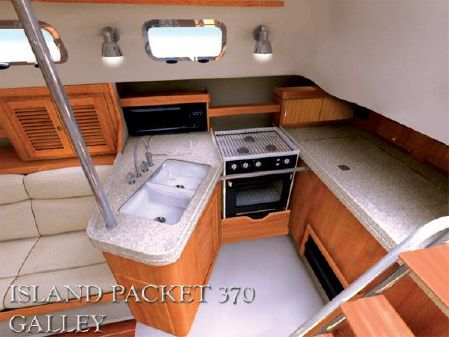 Island Packet 370 image
