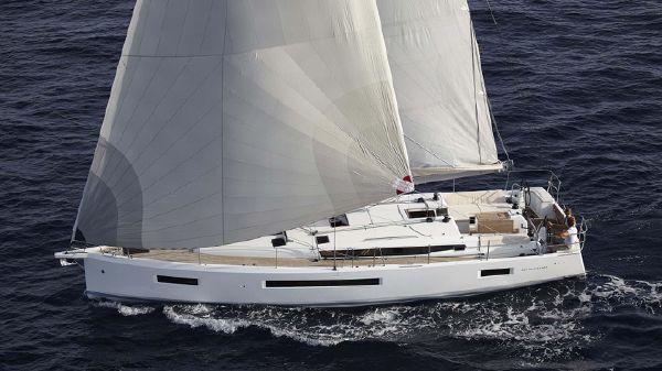 Jeanneau Sun Odyssey 490 In-Stock