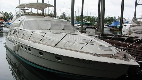 Fairline Squadron 62 Profile