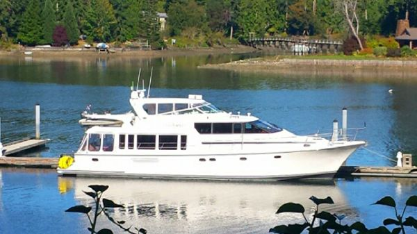 Pacific Mariner Pilothouse On Vacation!