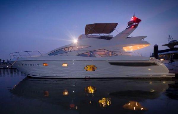 2019 Artemis 56 Flybridge Sports Cruiser