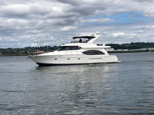 Meridian 580 Pilothouse - main image