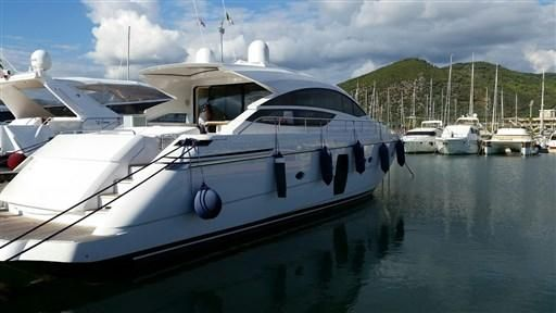 Pershing PERSHING 64' profile2
