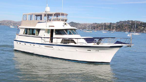 Hatteras ED Motoryacht