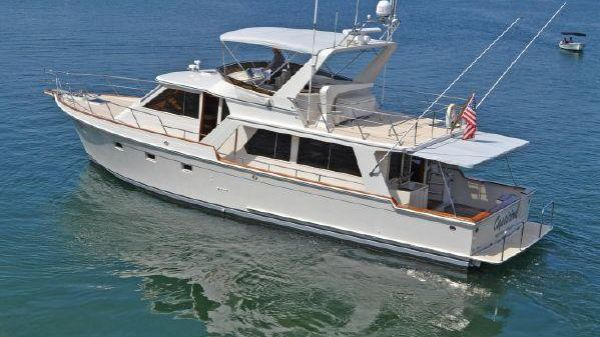 Offshore Yachts 55 Pilothouse