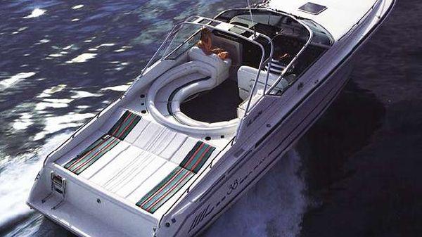 Sea Ray 380 Sun Sport Manufacturer Provided Image