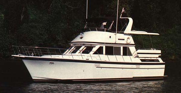 Jefferson 42 SE Sundeck Motor Yacht