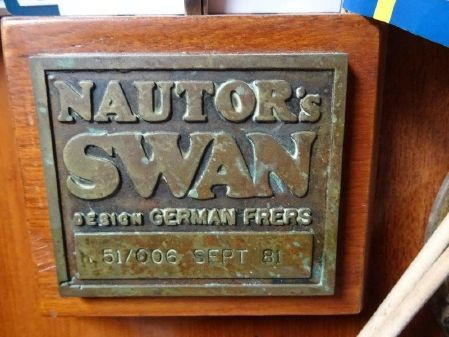 Nautor Swan 51 image
