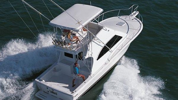 Luhrs 33 Convertible Manufacturer Provided Image