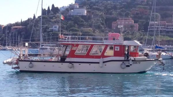Workboat Cantiere Navale FM Cala Won