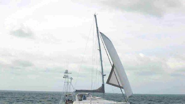 Voyage Yachts Mayotte 500 Sailing Catamaran