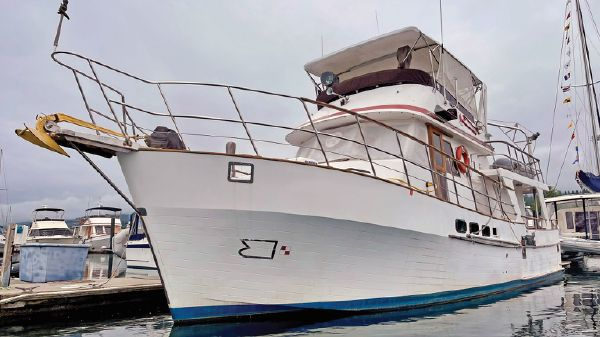 King Yachts 47