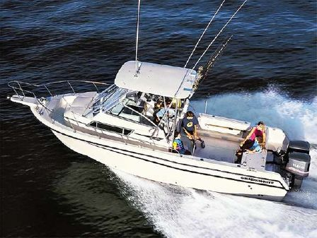 Grady-White Sailfish 27 image