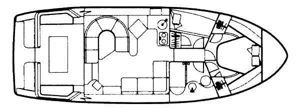 Mainship Sedan Bridge image