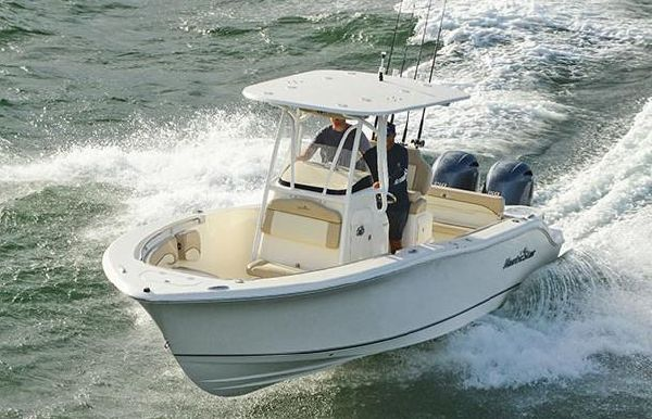 2019 NauticStar 25 XS Offshore