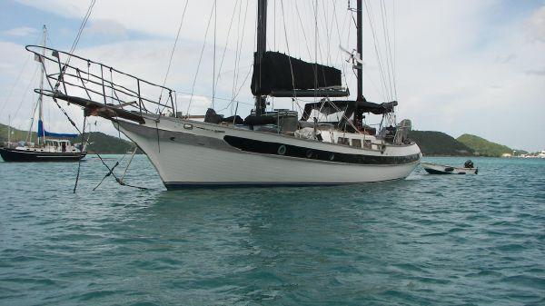 Ta Chiao CT-54 Staysail Ketch