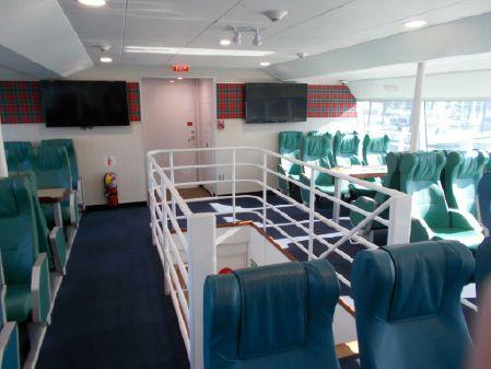 Ferry Passenger, Catamaran Vessel image