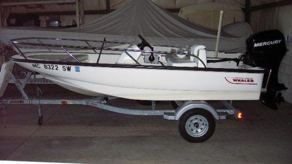 Boston Whaler 130