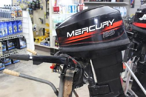 Mercury 25EH image