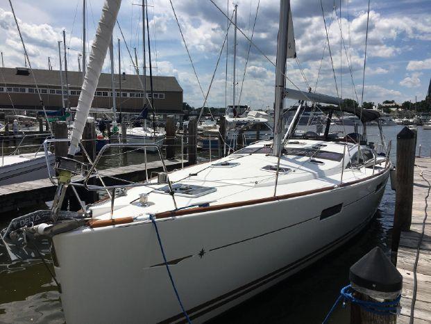 2013 Jeanneau 53 Broker BoatsalesListing