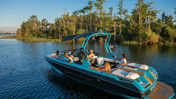 Nautique Super Air GS22E