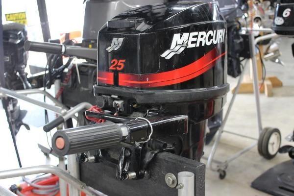Mercury 25M