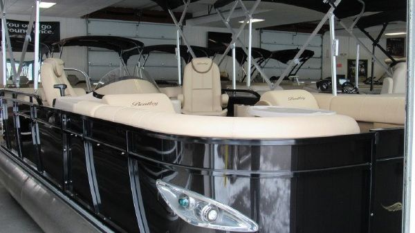 Bentley Pontoons 220 Bentley Elite Admiral